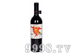 神之对称西拉干红葡萄酒Capicua