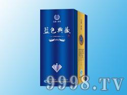 蓝色典藏中国蓝