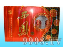 西凤祥顺酒礼盒(4瓶)