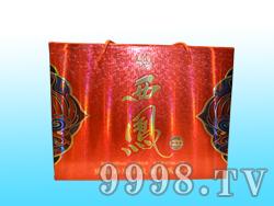 西凤祥顺酒礼盒(2瓶)