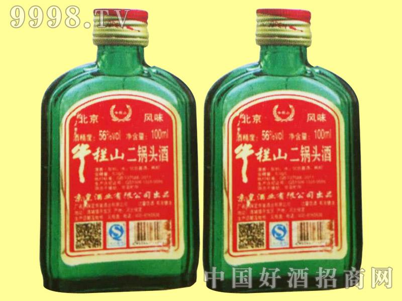 牛栏山二锅头酒100ML