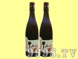牛二陈酿酒棕瓶