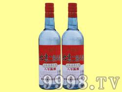 北京二锅头酒陈酿8蓝瓶