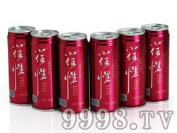 小任性植物饮品240ml(草本萃取)