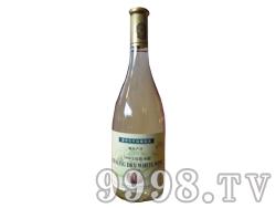 西雅斯酒庄干白1998金版橡木桶