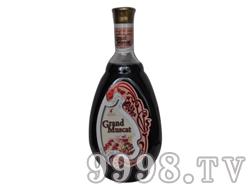摩尔多瓦原瓶进口格兰德半甜红葡萄酒女士专款