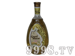 摩尔多瓦原瓶进口格兰德半甜白葡萄酒女士专款