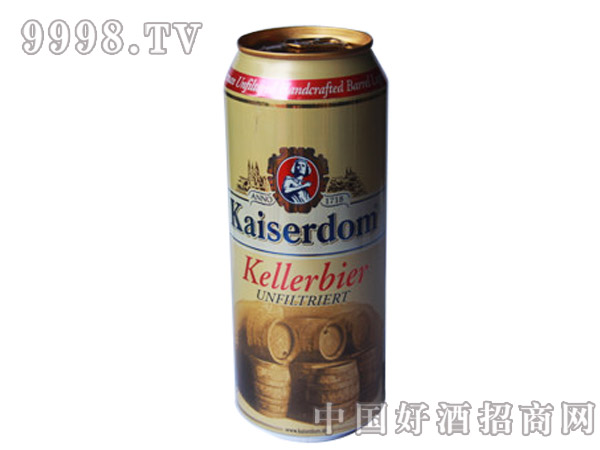 kaiserwin啤酒500ml窖藏