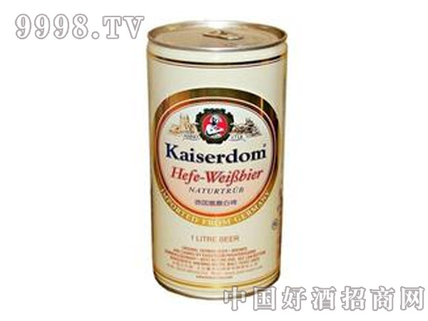 kaiserwin啤酒窖藏1L