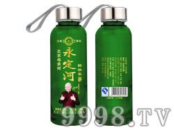 永定河醉快乐酒(绿瓶)