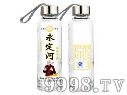 永定河醉快乐酒(白瓶)