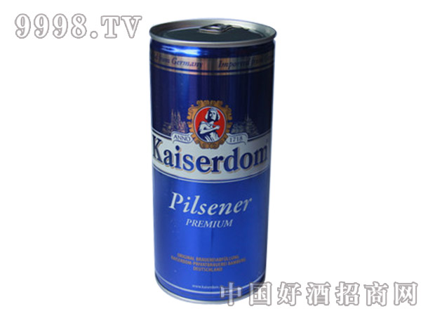 kaiserwin黄啤酒1L
