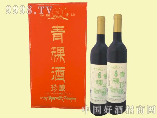 青稞酒珍酿