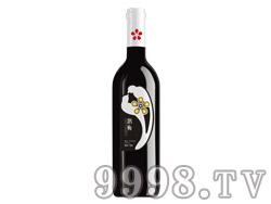 鹊梅精品・卡本尼特干红葡萄酒