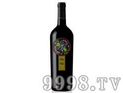 鹊梅珍藏・蛇龙珠干红葡萄酒