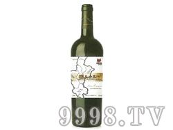 兰山麓地-风格-赤霞珠干红葡萄酒