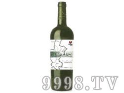 兰山麓地-风情 蛇龙珠干红葡萄酒