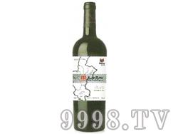 兰山麓地-风采 梅洛干红葡萄酒