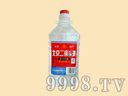 北京二锅头56度4升