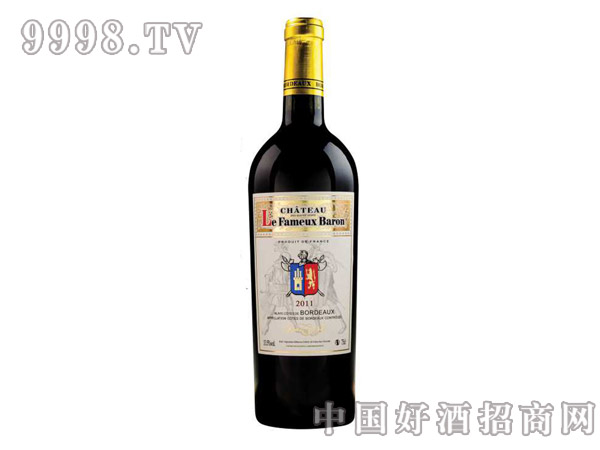 乐夫爵士家族干红葡萄酒