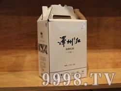 泽州红山楂红酒375mlX6瓶