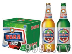 600毫升精品冰醇啤酒
