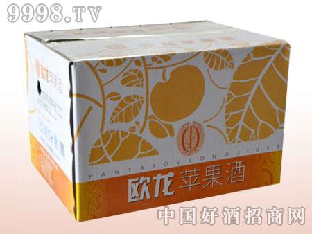 欧龙苹果酒330ml(箱)