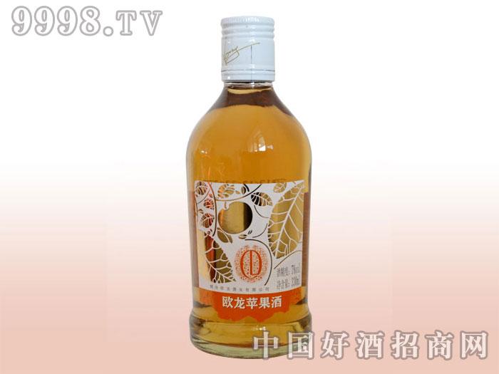 欧龙苹果酒330ml