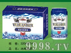 国科冰纯啤酒(易拉罐装)