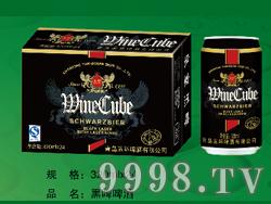 黑啤啤酒(易拉罐装)