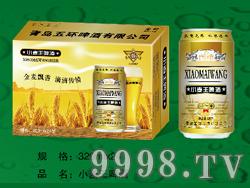 国科小麦王啤酒320ML(易拉罐装)