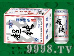 国科超纯啤酒500ML12罐(易拉罐装)