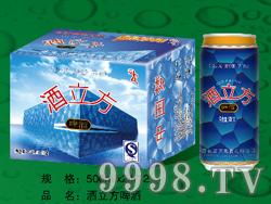 国科酒立方啤酒500ML(易拉罐装)