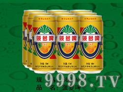菠萝啤500ML9塑包(易拉罐装)