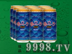 酒立方10度啤酒(易拉罐装)