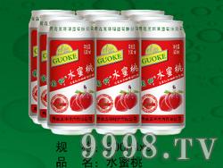 水蜜桃500ML9塑包(易拉罐装)