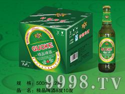 精品啤酒8度10度