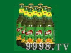 菠萝风味啤酒塑包