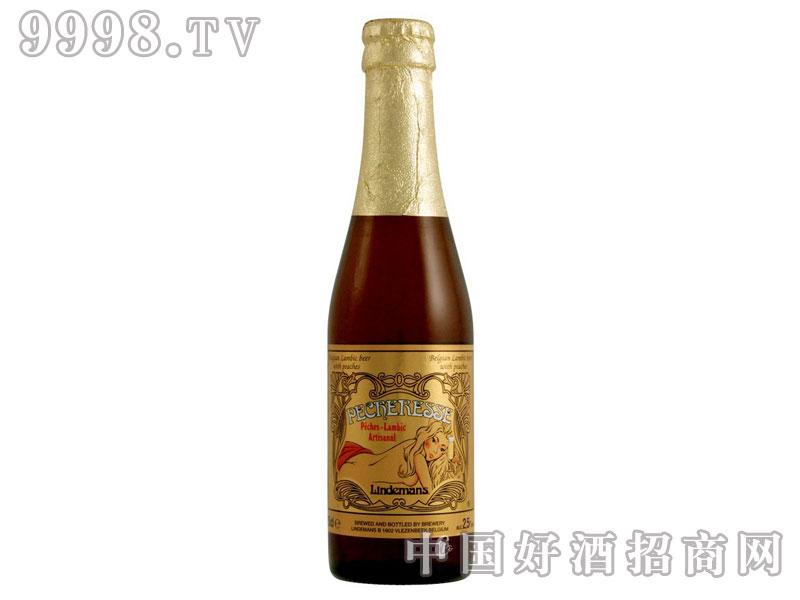 林德曼桃子啤酒-250mlx24瓶-啤酒招商信息