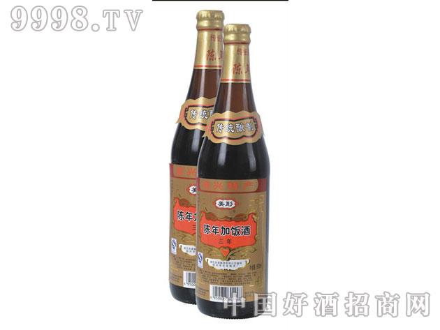 美��陈年加饭酒600mlx12