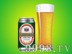 德国倍克贝克啤酒330ML原浆啤酒
