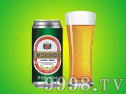 德国倍克贝克啤酒500ML原浆啤酒