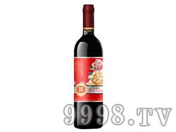 法莱斯天长地久甜红葡萄酒