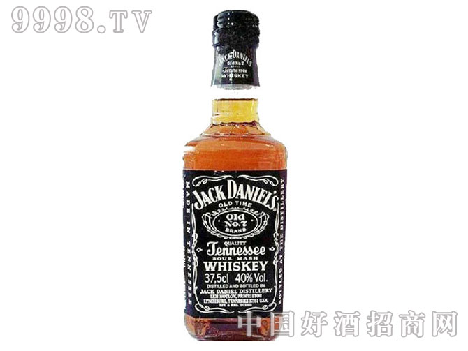 JACK-DANIEL-S-杰克丹尼威士忌