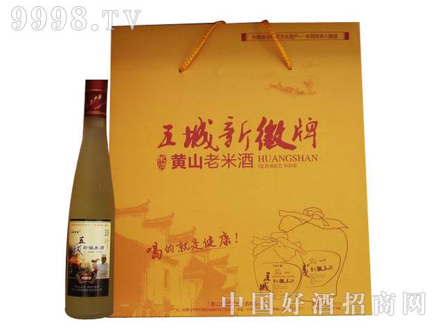 五城新徽米酒21度-特产酒类信息