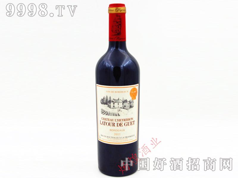 法国拉图海神古堡干红葡萄酒