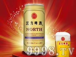 500ml-北方啤酒金装
