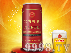 500ml-北方啤酒红装