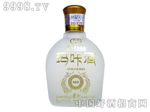 玛咔酒M8配制酒(柔雅浓香)