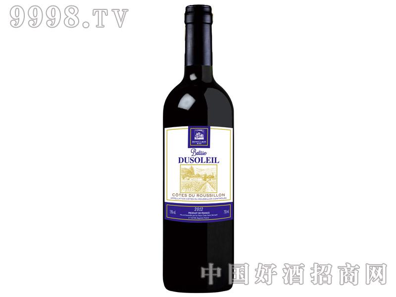 德威堡巴蒂斯红葡萄酒750ml